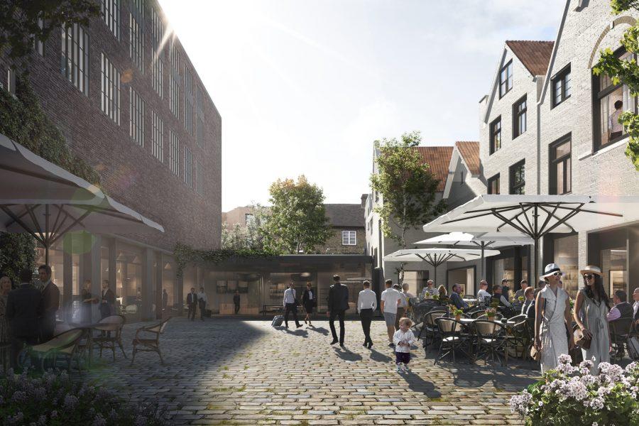 Render-Quatre Caps-Rijnboutt